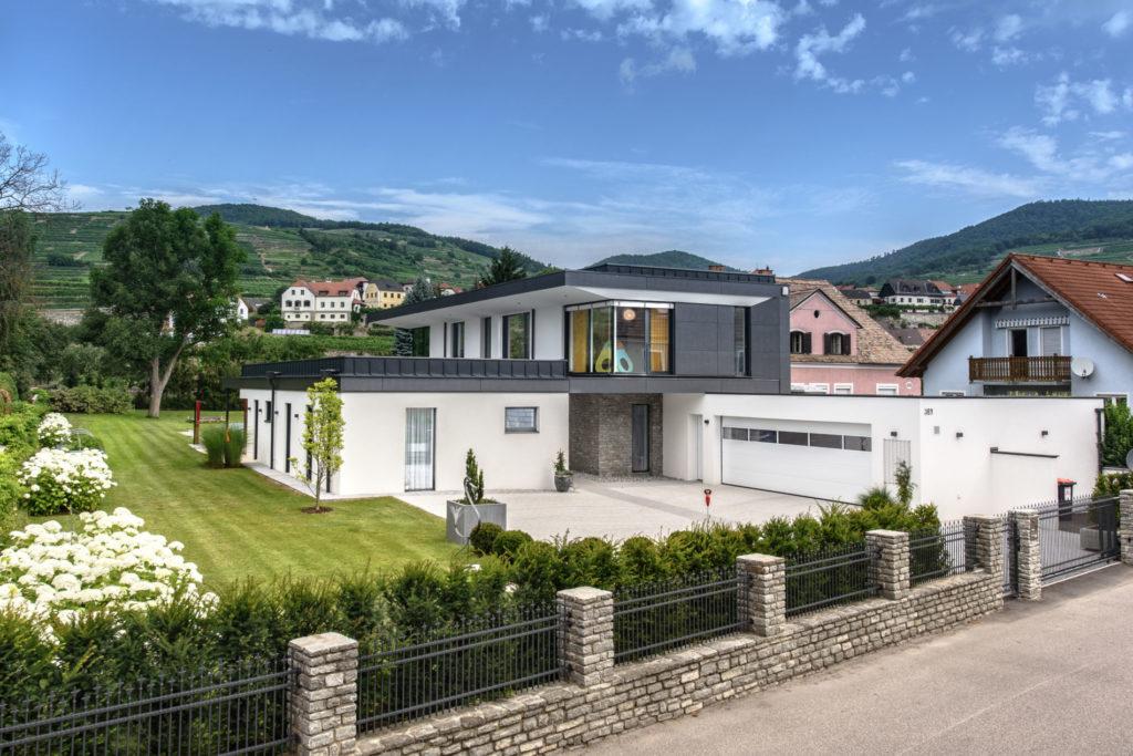 Wohnhaus Schütz- Stifter, Weißenkirchen in der Wachau
