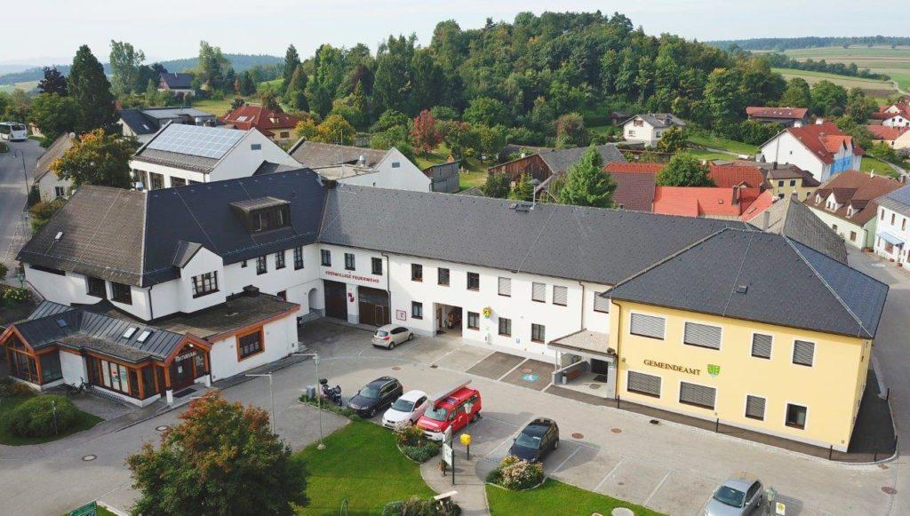 Eröffnung Amtshaus Albrechtsberg